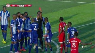 Download lagu Penati, vurugu, kadi nyekundu na ngumi za Bernard Morrison - Simba 0-1 Ruvu