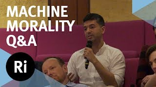 Q&A Robot Ethics in the 21st Century - with Alan Winfield and Raja Chatila thumbnail