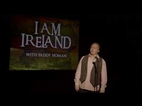 I Am Ireland with Paddy Homan