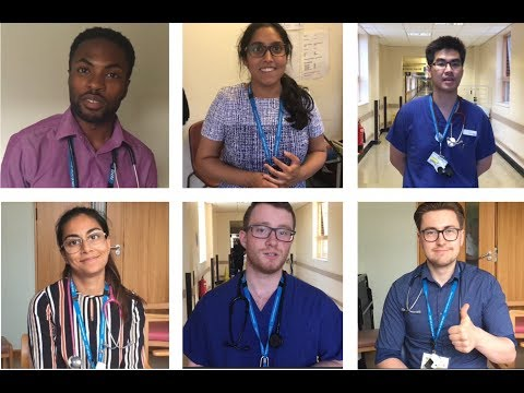 6 Doctors Share Their Advice To F1 Doctors Starting Work   Dr Sarah Nicholls