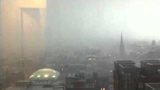 New York City NYC Storm (Tornado) September 16, 2010 (9/16/10)