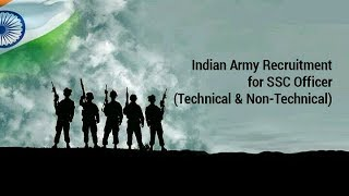 join indian army 2016