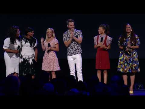 A Wrinkle In Time: D23 Expo Presentation Highlights