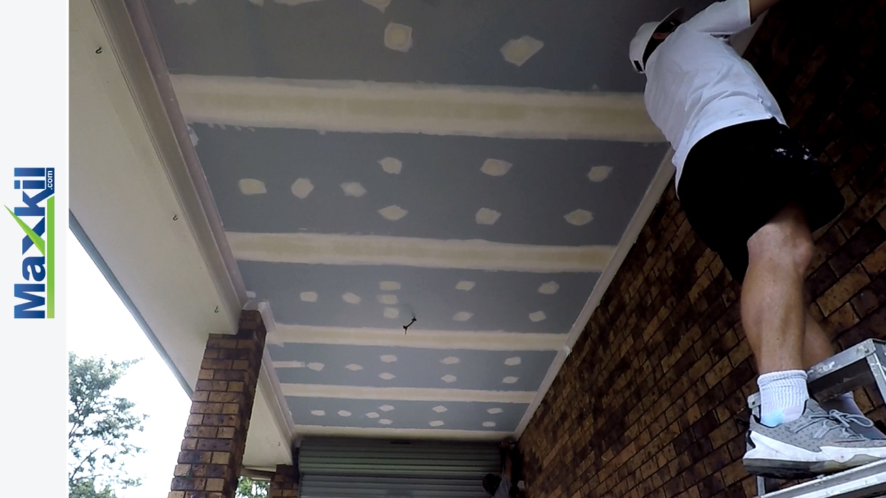 How To Fix Hole In Gyprock Ceiling Integralbook Com