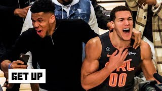 Was Aaron Gordon robbed in the 2020 NBA Slam Dunk Contest? | Get Up