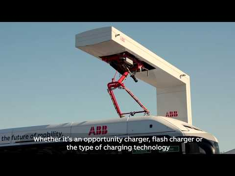 GO! presents: electric bus charging