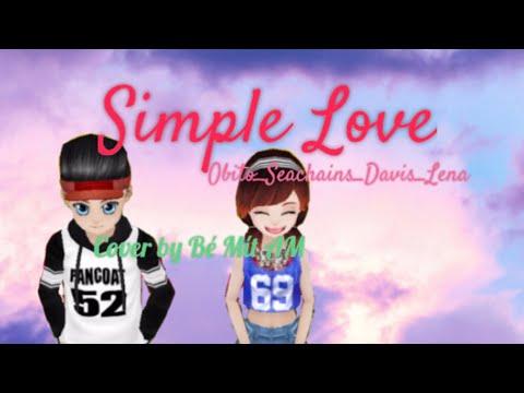 SIMPLE LOVE -Obito.Seachains.Davis.Lena  ||Avatar Musik