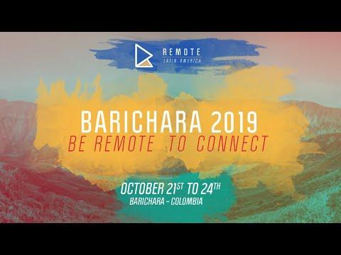 Remote Latin America - Barichara 2019
