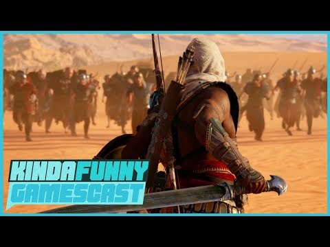 AC Origins, Horizon, and Game of the Year - Kinda Funny Gamescast Ep. 144