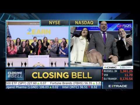 CNBC - MySize Closing Bell