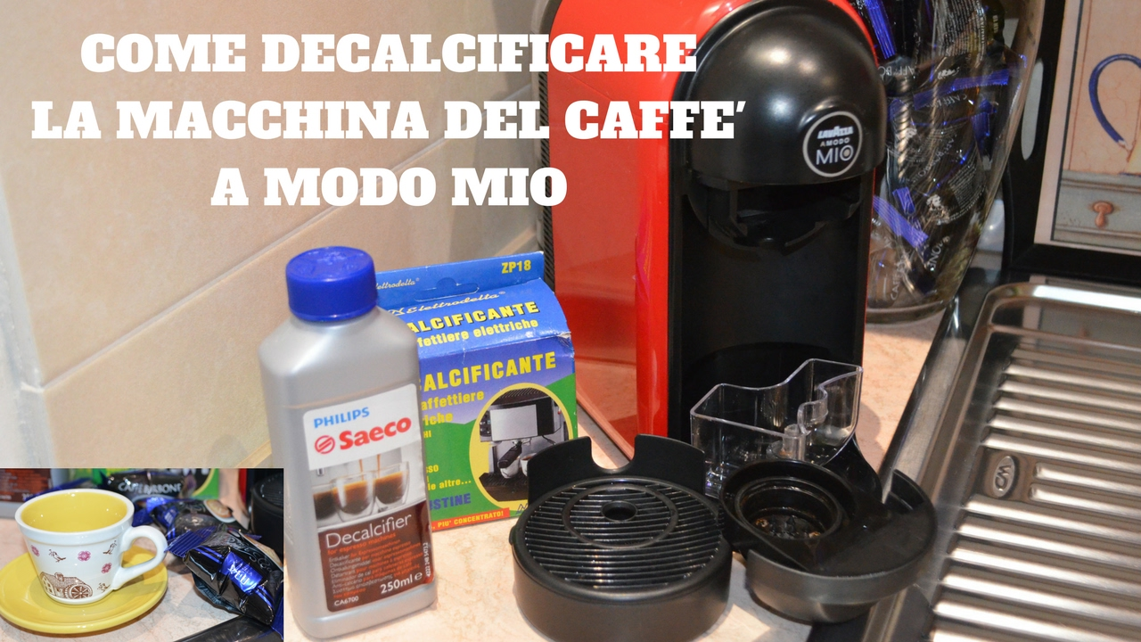 test durezza acqua macchina caffè Dolce Gusto Krups 2 bustine decalcificante