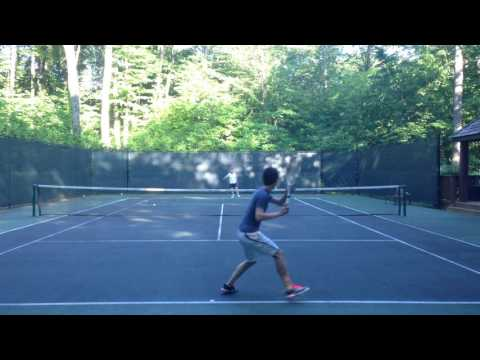Slice n' Dice - Casual Tennis 104 [HD]