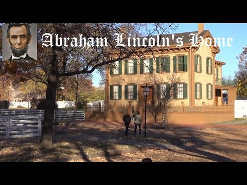 Lincoln's Home & Neighborhood - Springfield, IL