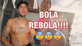 Tropkillaz, J Balvin, Anitta - Bola Rebola ft. MC Zaac (UK 🇬🇧 REACTION!!!)