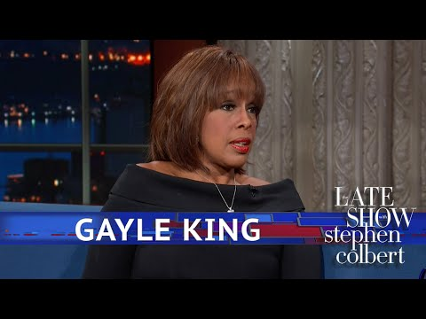 Gayle King Also Spoke To R. Kelly's Girlfriends