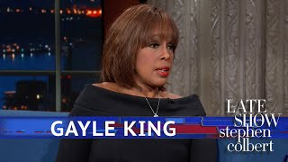 Gayle King Also Spoke To R. Kelly