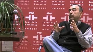 José Luis Garci en el Instituto Cervantes de Dublín