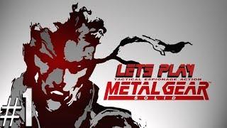 Metal Gear Solid Livestream - PlayStation 3 - Part 1