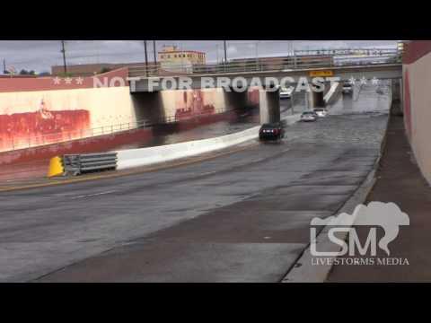 5/25/14 Odessa, TX; Urban Flooding *Gary Schmitt HD*