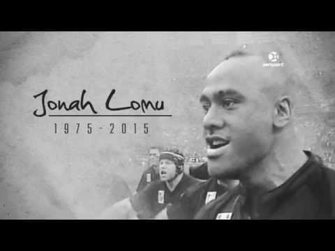 JONAH'S JOURNEY - The best of Jonah Lomu | SKY TV