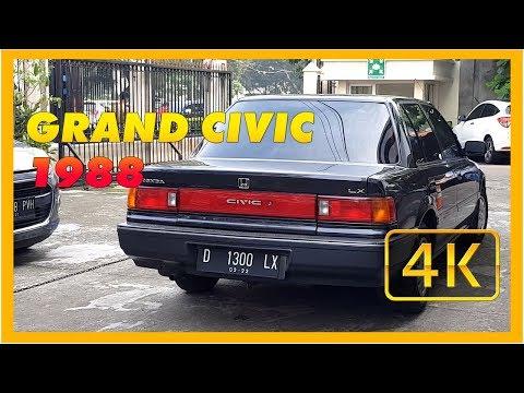 MESIN WAKTU: Bawa Honda Grand Civic 1988 ke Jakarta tahun 2018
