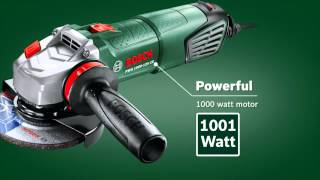 Bosch PWS 1000-125 Angle Grinder