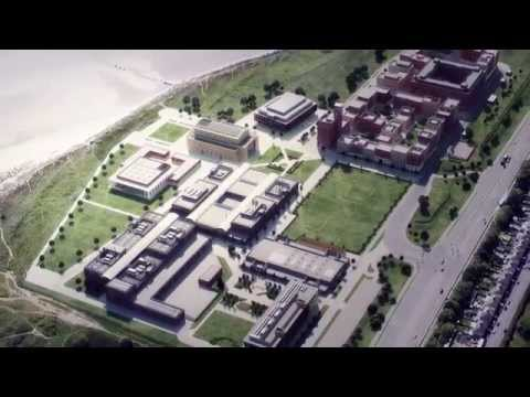 Swansea University: Bay Campus - January 2015