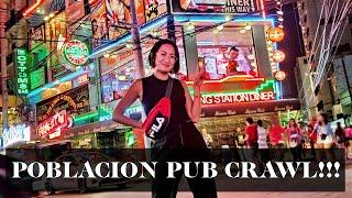 Poblacion Pub Crawl!!! | Laureen Uy