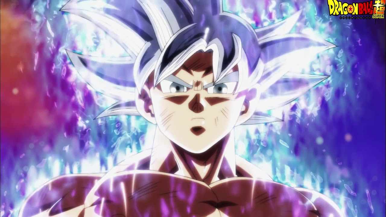 #6 Live wallpaper - Goku ultra instinct mastered (PC wallpaper) - YouTube