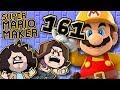 Super Mario Maker:  Peanut Floors - PART 161 - Game Grumps
