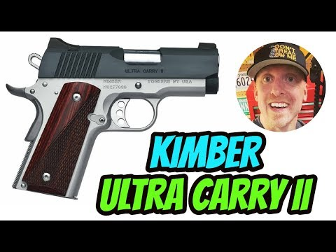 Kimber Ultra Carry II Review