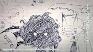 【Hatsune Miku ft. PinocchioP】My friend was good at drawing【Sub español】