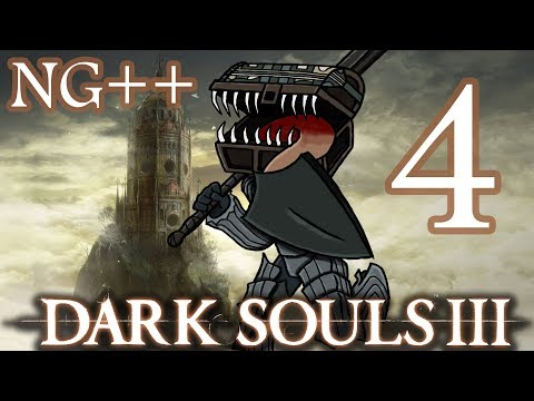 Dark Souls 3 NG++: Vordt of the Boreal Valley | Part 4 | Ark Thompson Plays