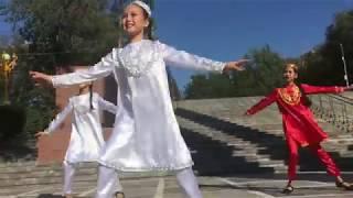 """Узбекский танец """"Андижанская полька"""""""