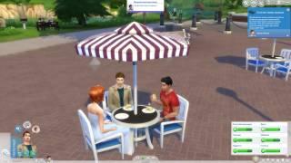 the Sims 4 свободная воля у персонажа, он себя ведёт как многие настоящие