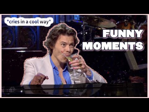 Harry Styles Funny Moments #1