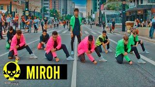 [KPOP IN PUBLIC CHALLENGE] MIROH - Stray Kids(스트레이 키즈)(OT9)  - WARZONE