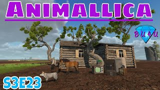 New update: More craftables and new animals - Animallica | Alpha 2.61 | Let's Play | S3E23