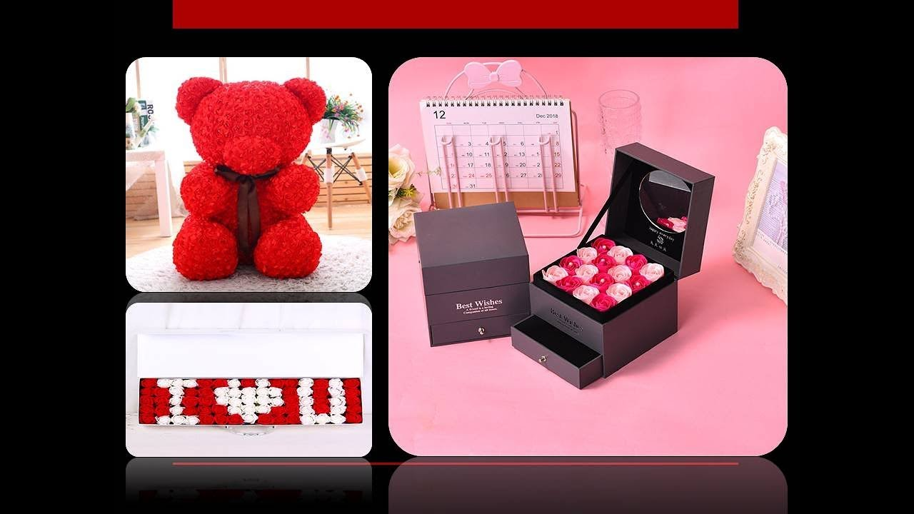 Best 3 Romantic Gifts Ideas For Girlfriend Birthday From Boyfriend