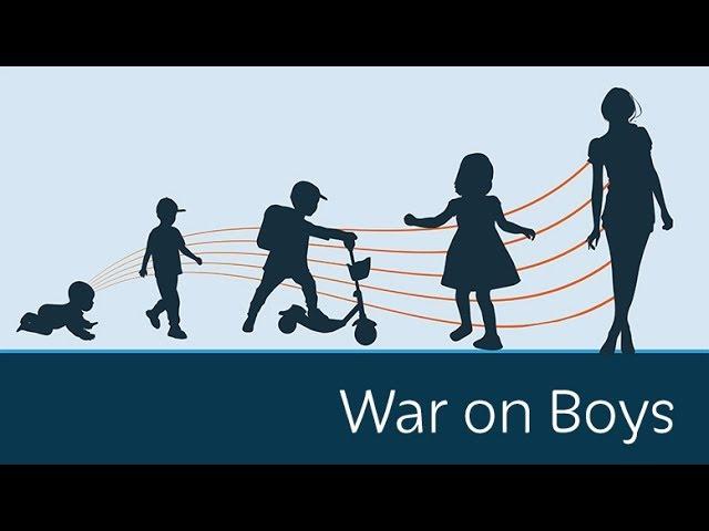 Guerra a los chicos