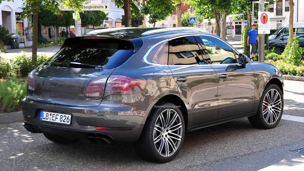 porsche macan turbo msrp images. Black Bedroom Furniture Sets. Home Design Ideas