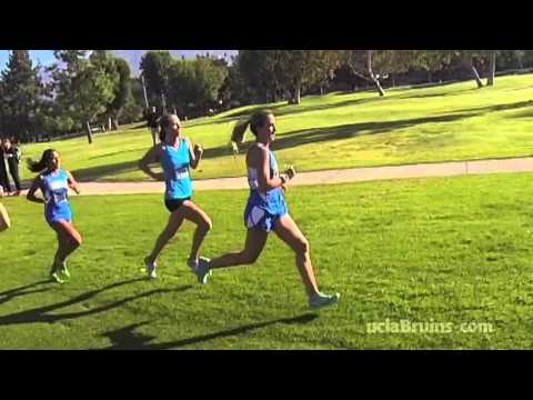 ucla cross country runs at brookside youtube. Black Bedroom Furniture Sets. Home Design Ideas