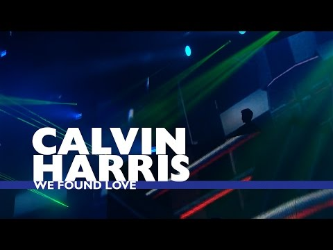 Calvin Harris - 'We Found Love' (Live At Capital's Jingle Bell Ball 2016)