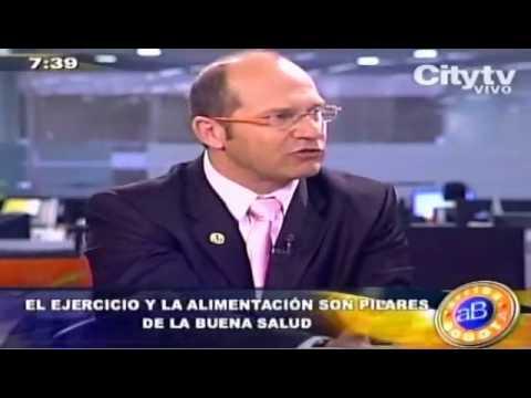 Dr. Julian Alvarez de Herbalife en City TV Bogota