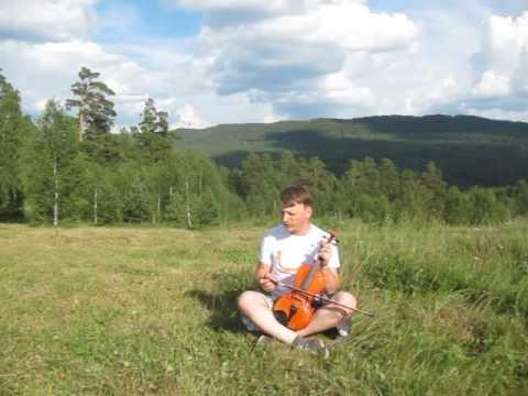 Русальская песня  - На гряной неделе. Скрипка.