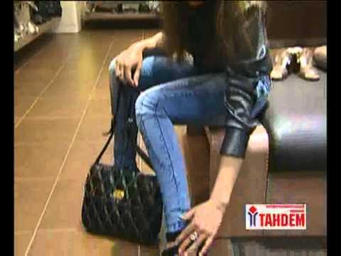 Девушка в рекламе инкомбанка