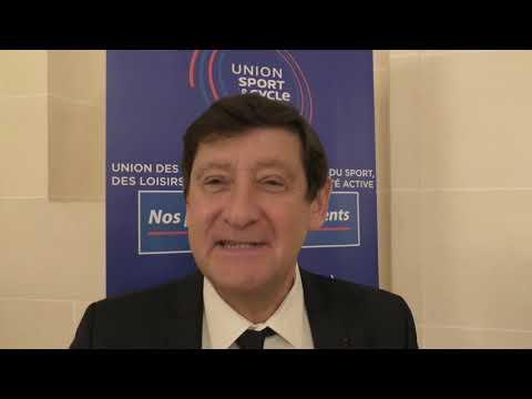 LES PARLEMENTAIRES & LE SPORT, INTERVIEW DE PATRICK KANNER