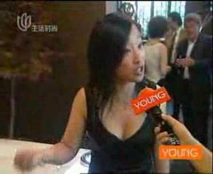 Summer on Shanghai TV fashion channel