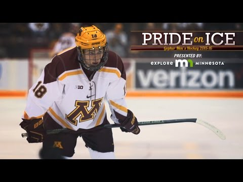 """Swede in the States"" Pride on Ice: Gopher Men"