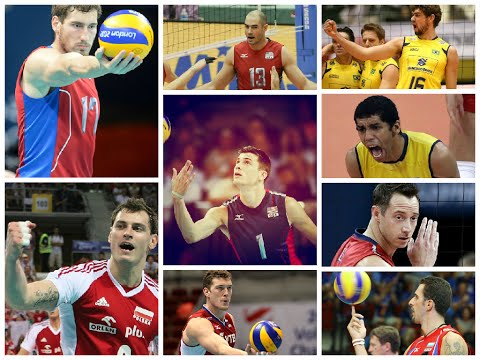 Top 20 Best Volleyball attack in The Olympic Games London 2012